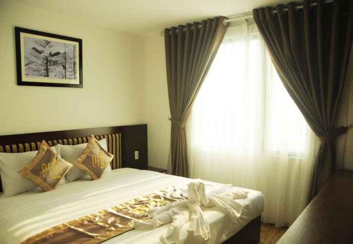 BEDROOM Khách sạn Eros