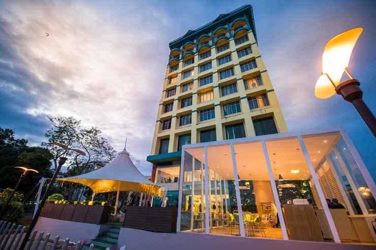 EXTERIOR_BUILDING Mega View Hotel