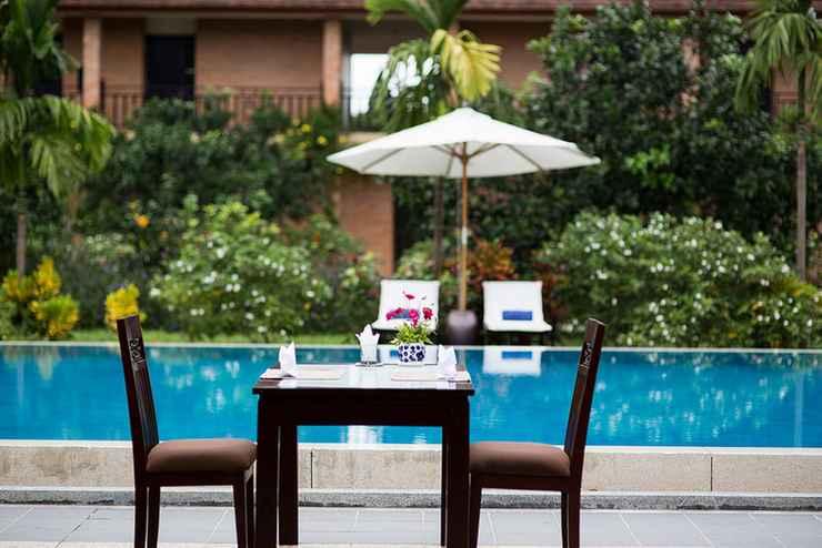 SWIMMING_POOL Hue Riverside Boutique Resort & Spa
