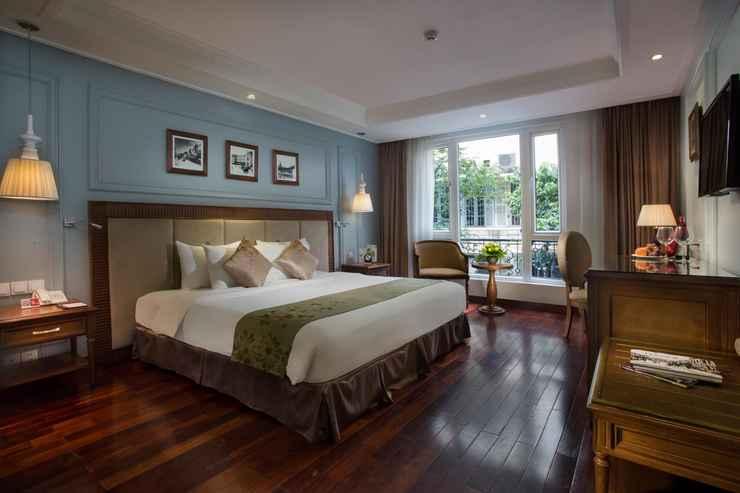 BEDROOM Khách sạn Hà Nội Pearl