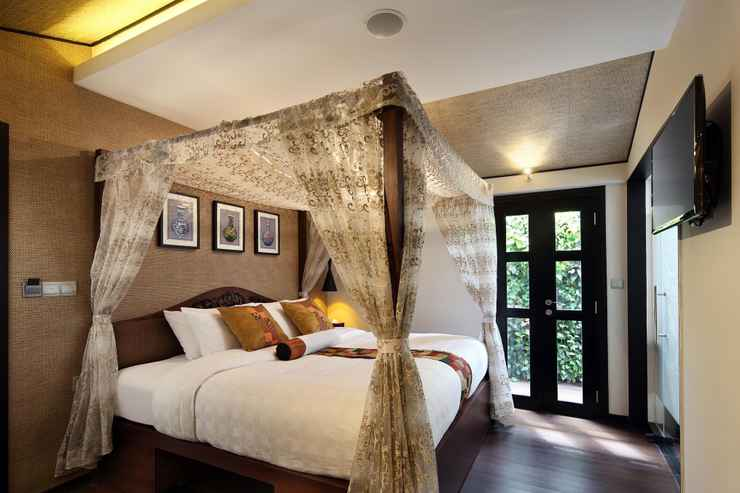 BEDROOM Hotel Clover 33 Jalan Sultan