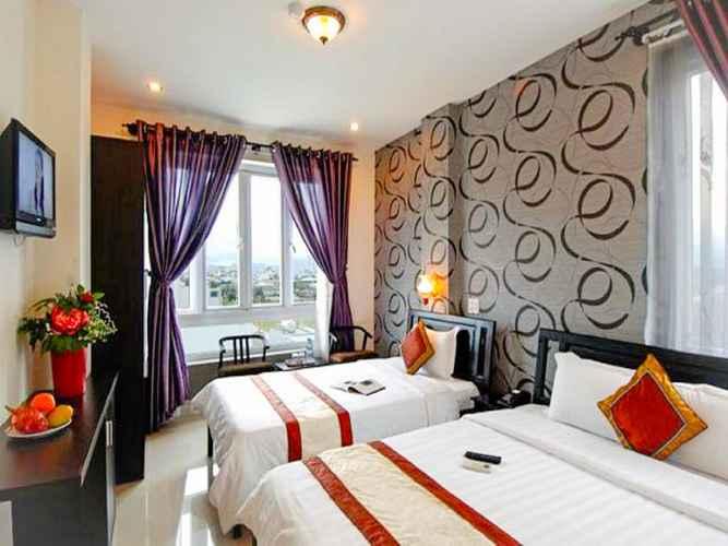 BEDROOM Silver Sea Hotel