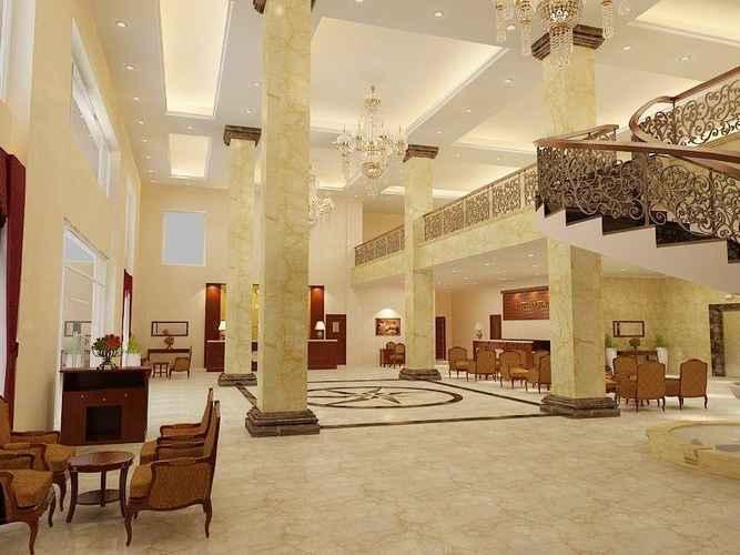 LOBBY Khách sạn Sài Gòn Rạch Giá