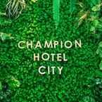 LOBBY Champion Hotel City