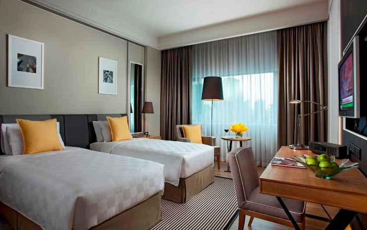 Orchard Hotel Singapore (Newly Renovated) Singapore - Twin Premier