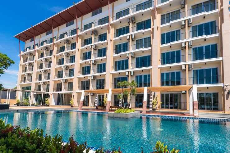 EXTERIOR_BUILDING โรงแรม กนกกาญจน์
