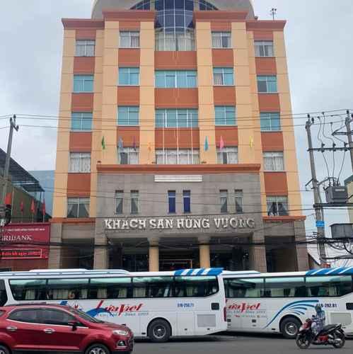 EXTERIOR_BUILDING Hung Vuong Hotel Quang Ngai