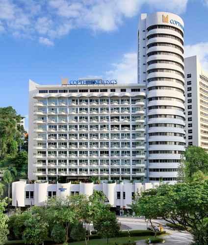 EXTERIOR_BUILDING Copthorne King's Hotel