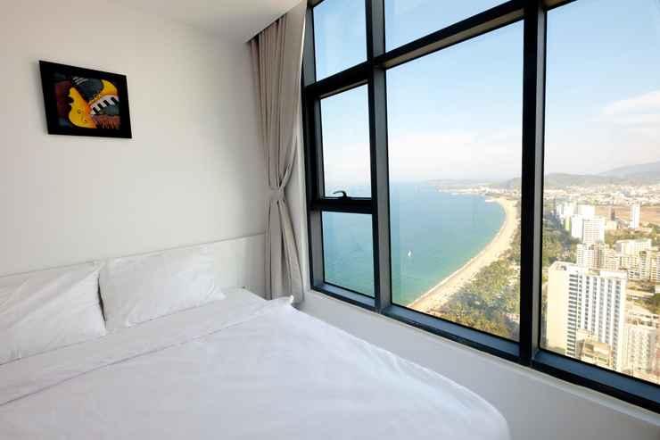BEDROOM Sunrise Ocean View Apartment Nha Trang