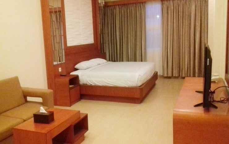 Arnes Central Hotel Bandar Lampung - Family Room