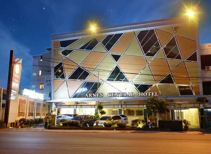 EXTERIOR_BUILDING Arnes Hotel