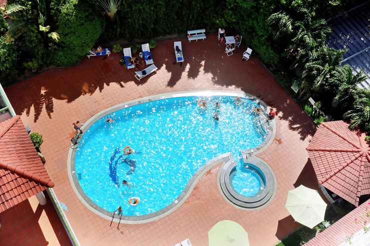 SWIMMING_POOL Khách sạn Park View