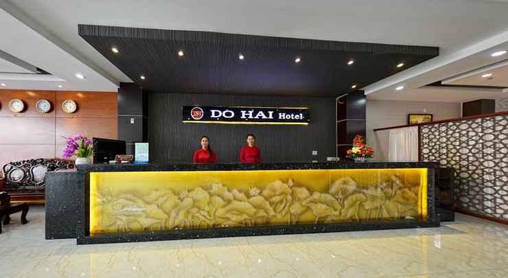 LOBBY Do Hai Hotel Da Nang