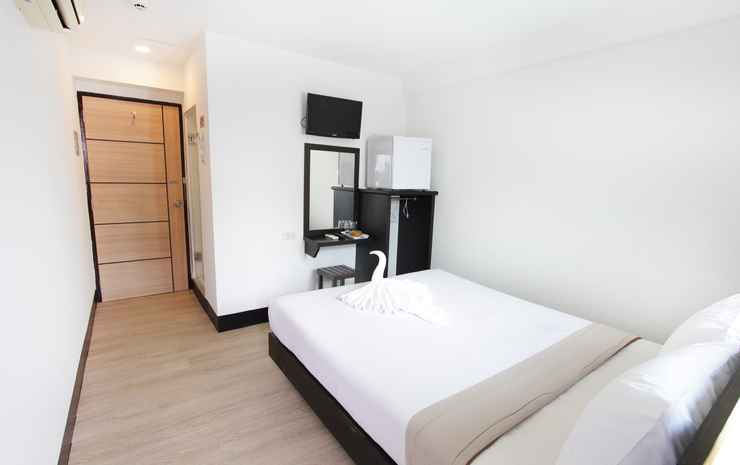 New Star Hotel Chonburi - Standard Room with Air Conditioned