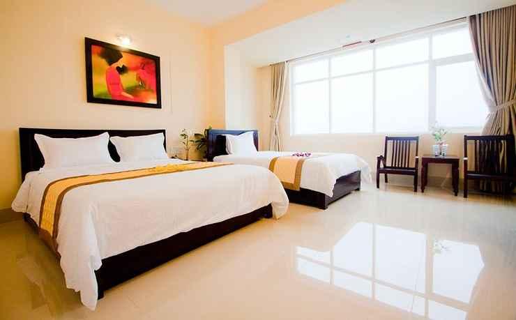 BEDROOM Queen Da Nang Hotel