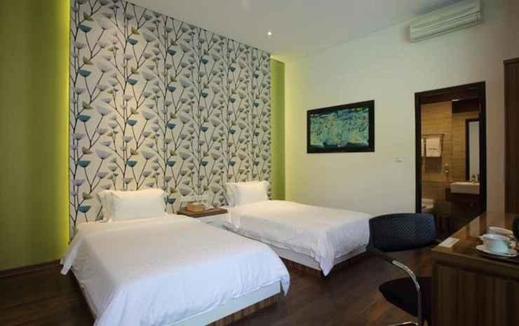 Teuku Angkasa 14 Guest House Bandung - Deluxe Twin Bed
