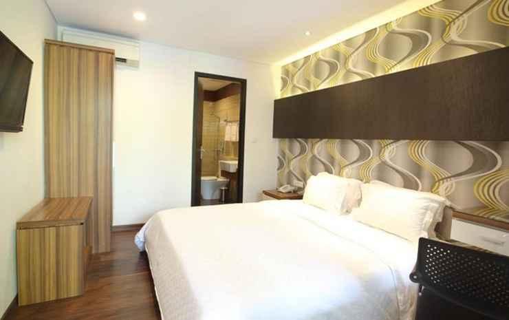 Teuku Angkasa 14 Guest House Bandung - Deluxe King Bed