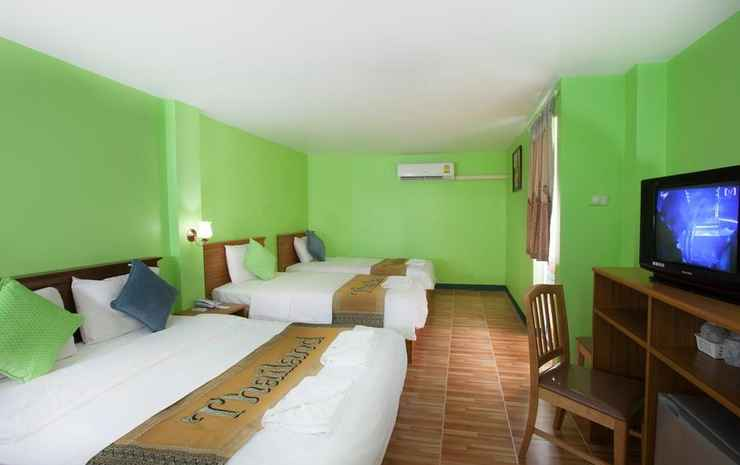 Blue House Beach Chonburi - Family Room