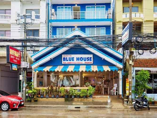 EXTERIOR_BUILDING Blue House Beach
