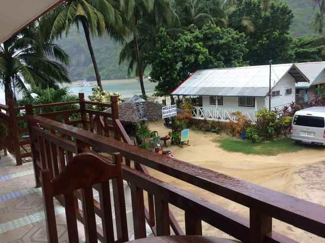 LOBBY Dreamland Beach Cottages