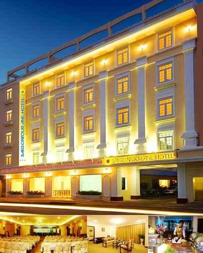 EXTERIOR_BUILDING Khách sạn Saigontourane