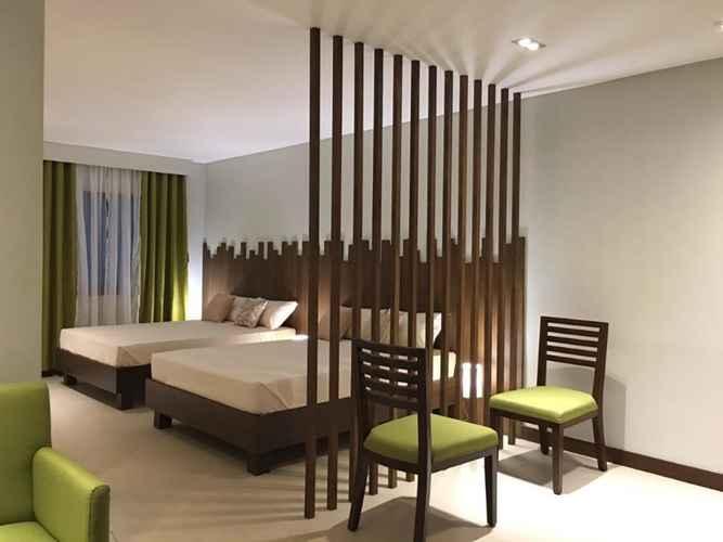 BEDROOM Sage Leaf Hotel