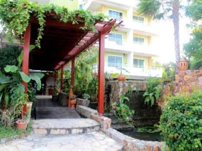 LOBBY Jada Beach Residence