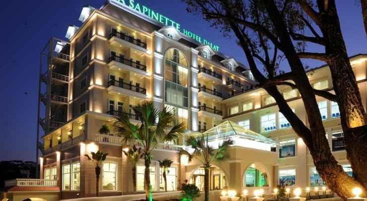 EXTERIOR_BUILDING Khách sạn La Sapinette Đà Lạt