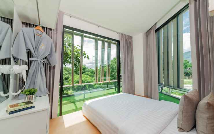 Pause and Play Hotel Chiang Mai - Two Bedroom Triple