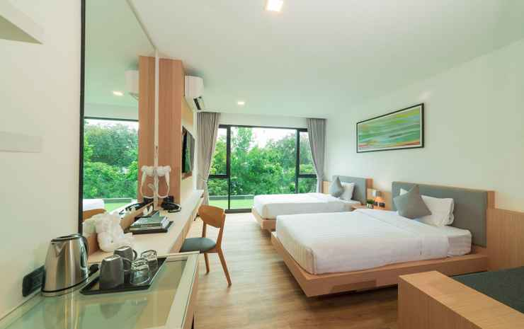 Pause and Play Hotel Chiang Mai - Deluxe Twin Room