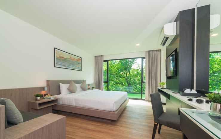 Pause and Play Hotel Chiang Mai - Deluxe Double Room