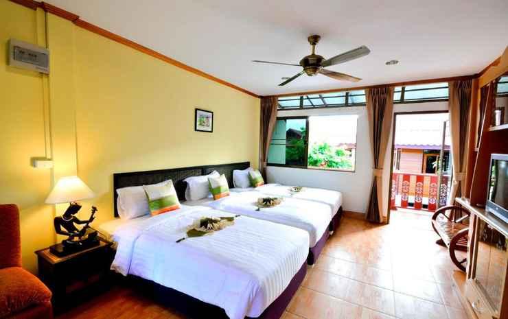 Avila Resort Pattaya Chonburi - Deluxe Triple Room
