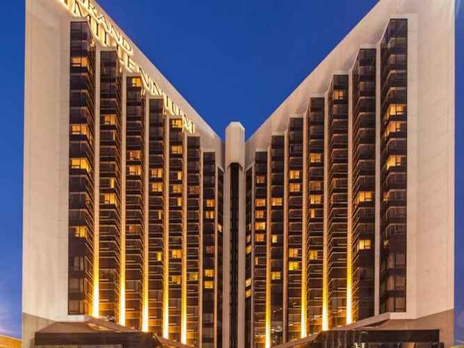 EXTERIOR_BUILDING Grand Millennium Kuala Lumpur