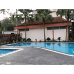SWIMMING_POOL Anjung Apartment and Breakfast