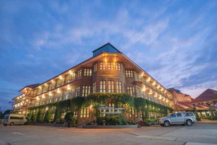EXTERIOR_BUILDING Busyarin Hotel