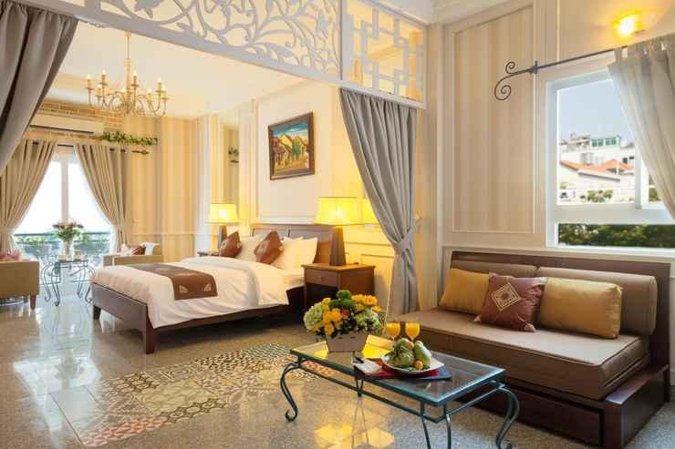 BEDROOM Khách sạn Bến Thành Boutique