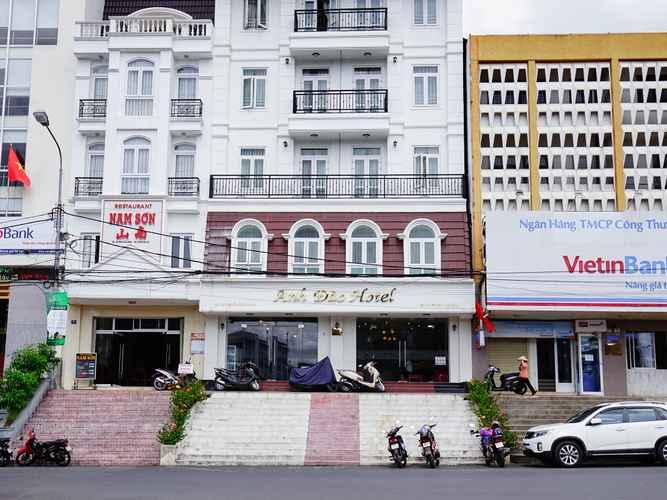 EXTERIOR_BUILDING Anh Dao Hotel Da Lat