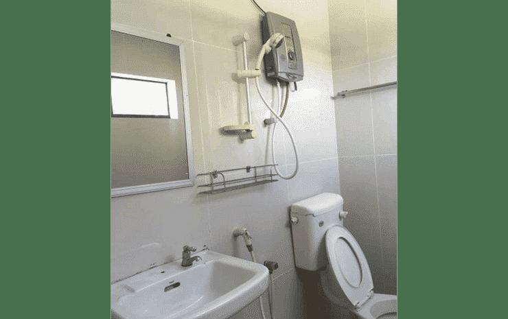 Hotel Comfort Inn Johor - Triple Room A