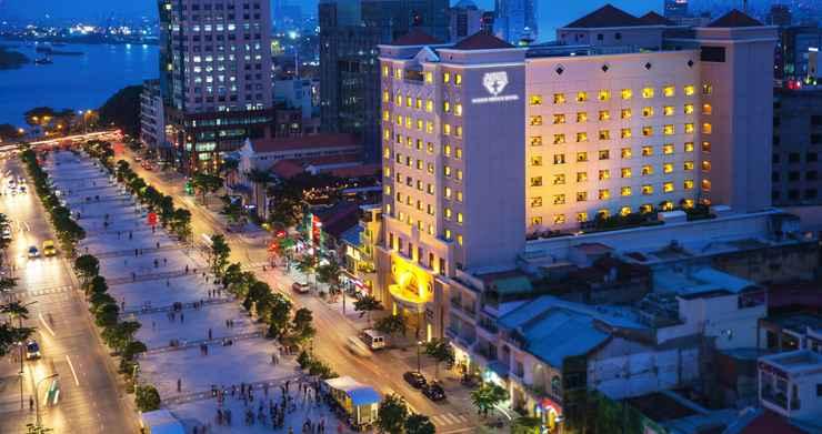 EXTERIOR_BUILDING Khách sạn Saigon Prince