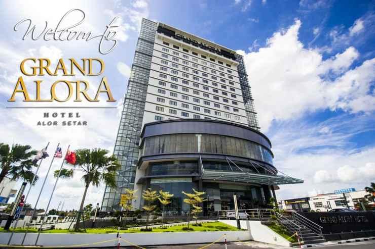 EXTERIOR_BUILDING Grand Alora Hotel
