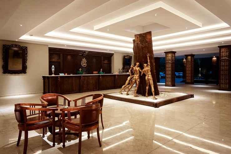 LOBBY The Westlake Hotel & Resort Yogyakarta