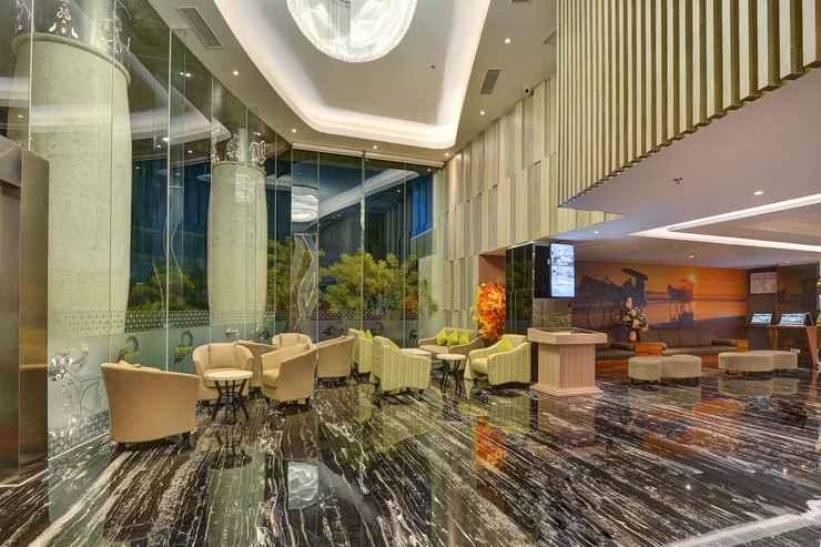 LOBBY Platinum Adisucipto Yogyakarta Hotel & Conference