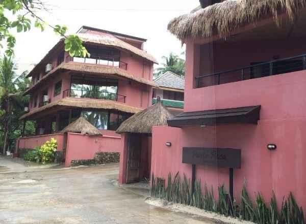 EXTERIOR_BUILDING Punta Rosa Boutique Hotel