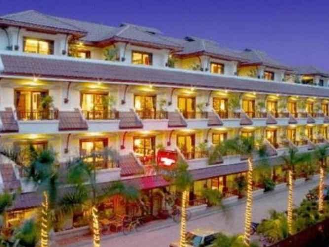 EXTERIOR_BUILDING Nirvana Boutique Suites Hotel