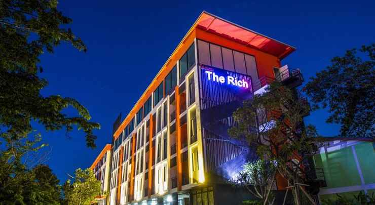 EXTERIOR_BUILDING The Rich Ubon Ratchathani