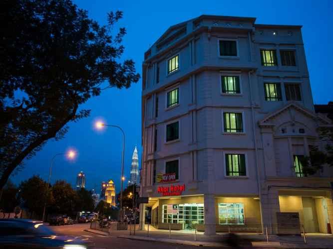 EXTERIOR_BUILDING Akar Hotel Jalan Tar