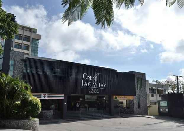 EXTERIOR_BUILDING One Tagaytay Place Hotel Suites