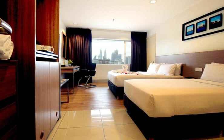 Hotel Pudu Plaza Kuala Lumpur - Kamar Keluarga