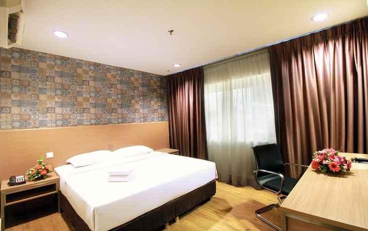 Hotel Pudu Plaza Kuala Lumpur - Kamar Deluks