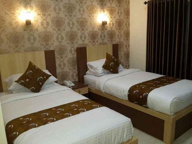 BEDROOM Teloe Lodge Bed & Breakfast